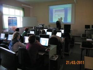 Wzrost kwalifikacji - Kurs komputerowy ECDL Start